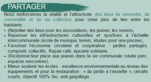 tract partager